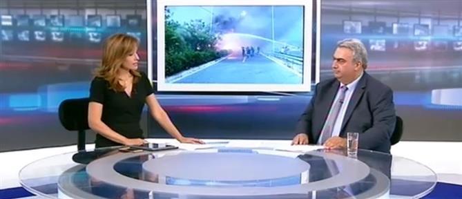 Σταθόπουλος στον ΑΝΤ1: μεγάλες οι τεχνολογικές ελλείψεις στην Πυροσβεστική (βίντεο)