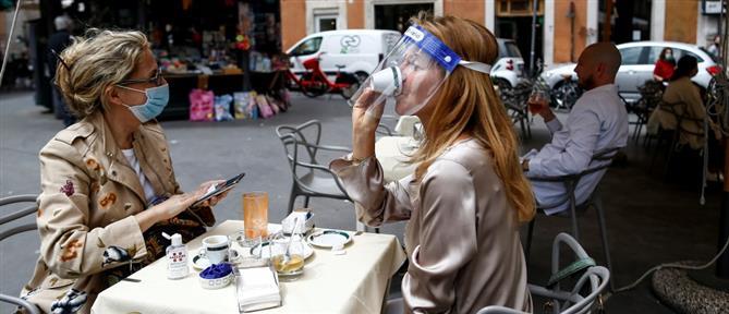 Κορονοϊός – Ιταλία: μείωση των νεκρών, αλλά αύξηση των κρουσμάτων στον ημερήσιο απολογισμό