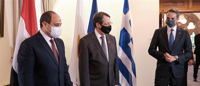 Τουρκικό ΥΠΕΞ: η Τριμερής Σύνοδος είχε στόχο την Τουρκία