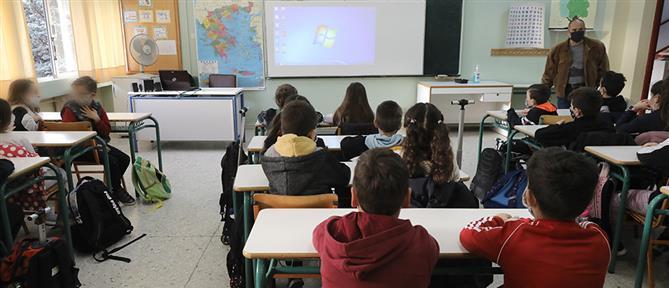 Κορονοϊός: Τα μέτρα για το άνοιγμα των σχολείων