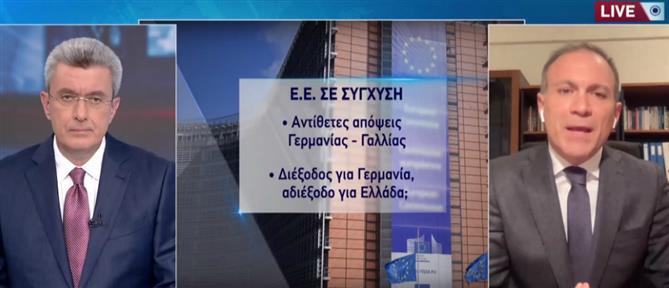 Φίλης στον ΑΝΤ1: Σε σύγχυση η ΕΕ για τις προκλήσεις της Τουρκίας (βίντεο)